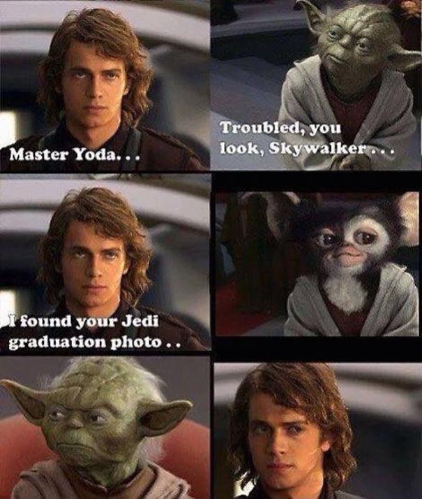 comical Star Wars Memes