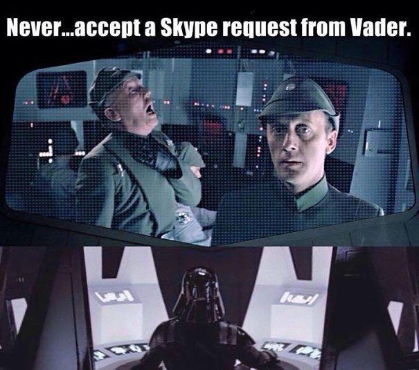 droll, Star Wars Memes