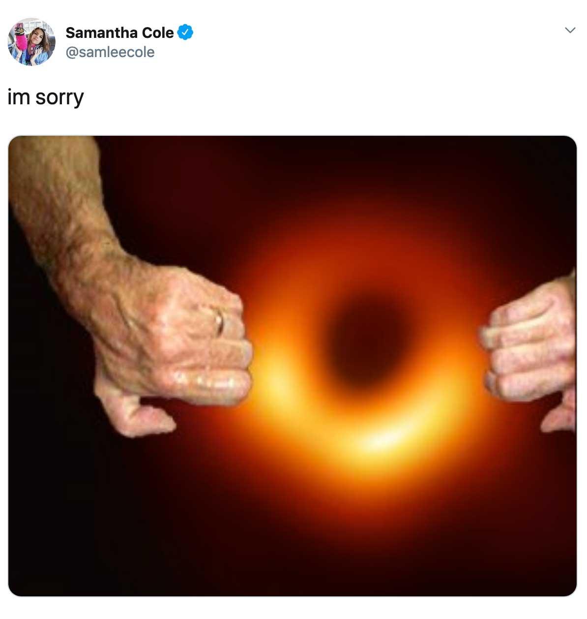 entertaining Black Hole Memes