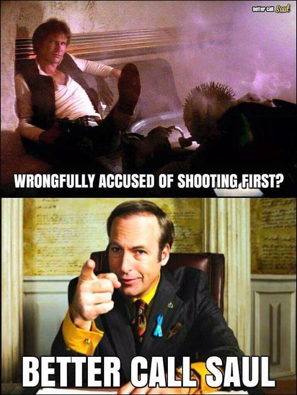 farcical Star Wars Memes