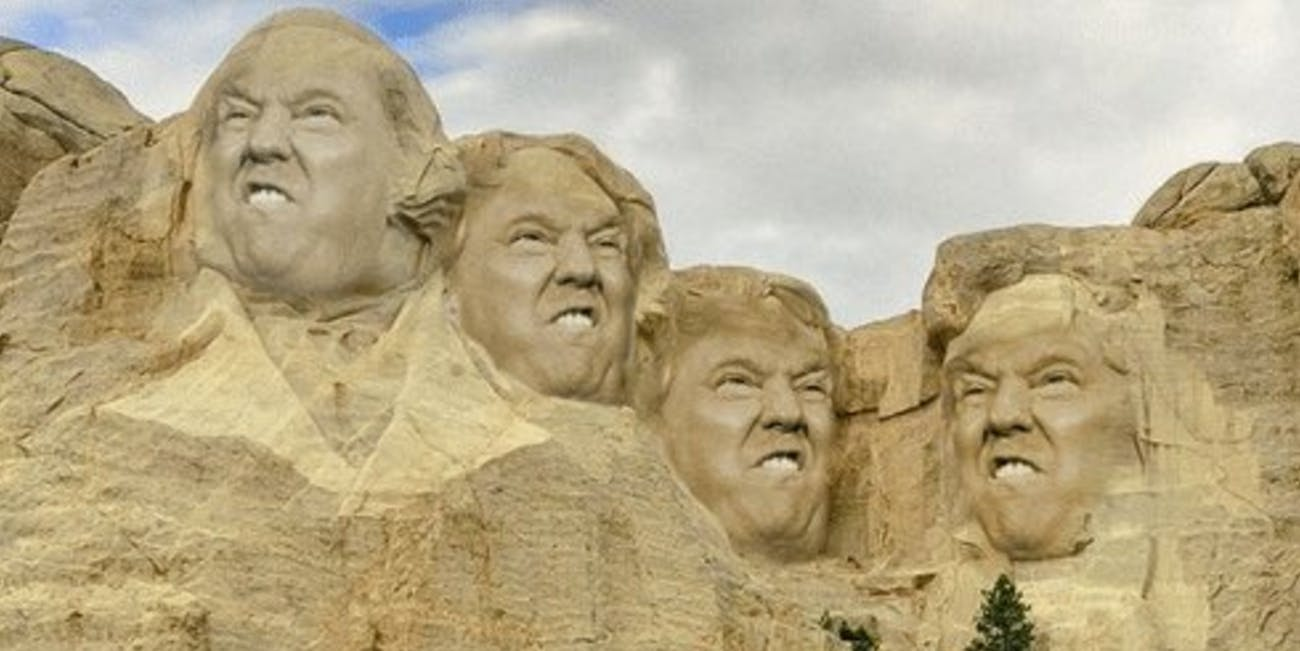 humorous Trump Memes