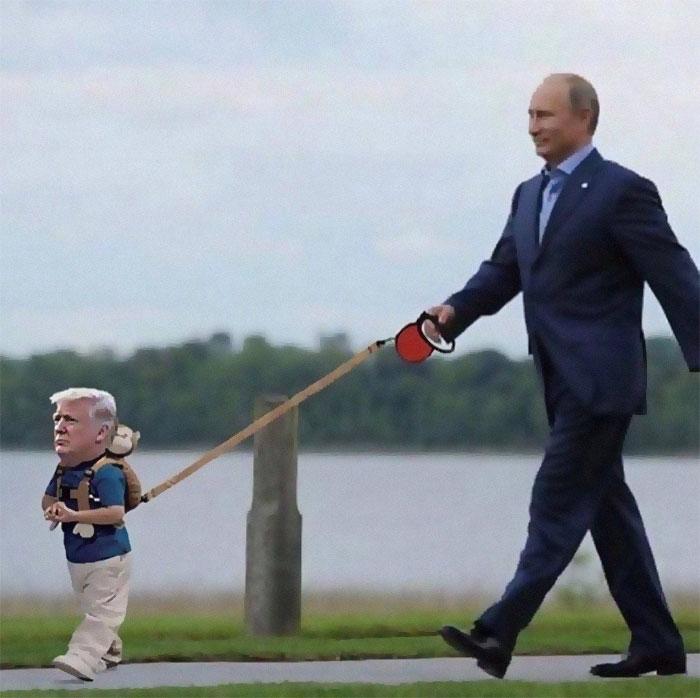 jovial Trump Memes