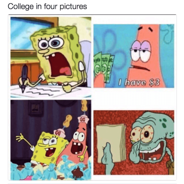 merry Spongebob Memes