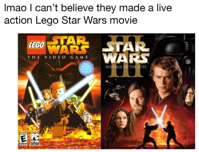 mirthful Star Wars Memes