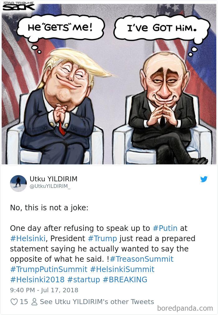 mirthful Trump Memes