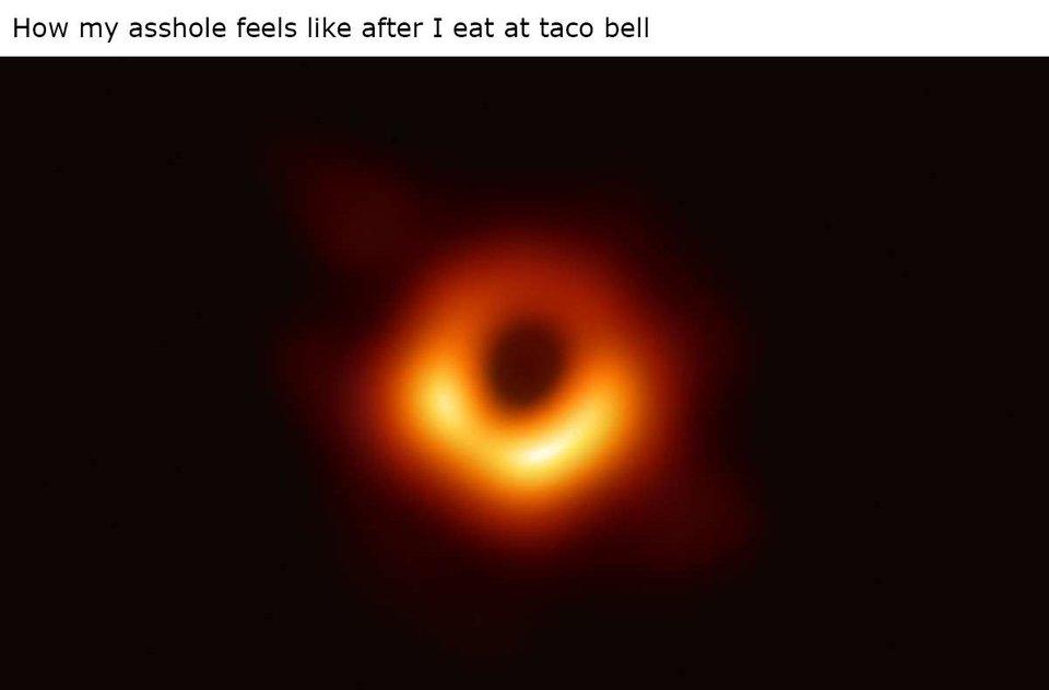 rowdy Black Hole Memes
