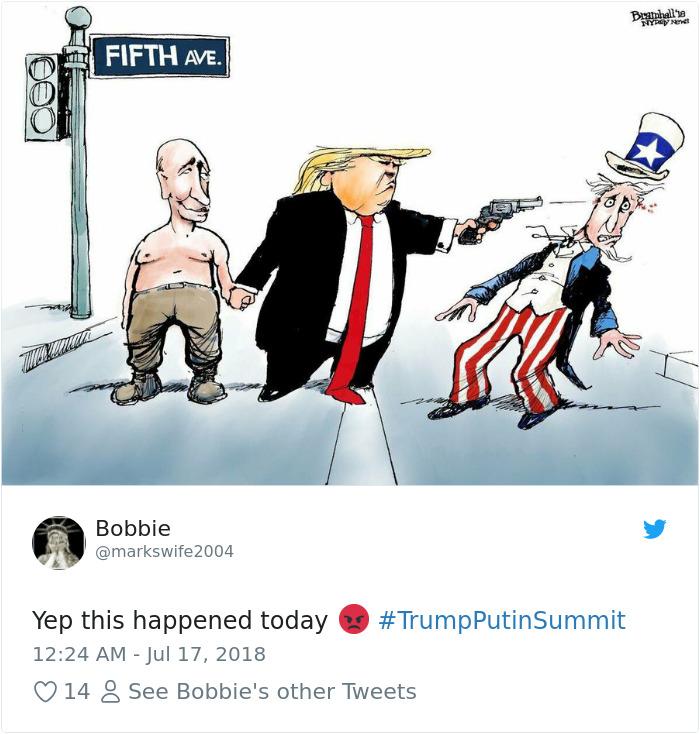 rowdy Trump Memes
