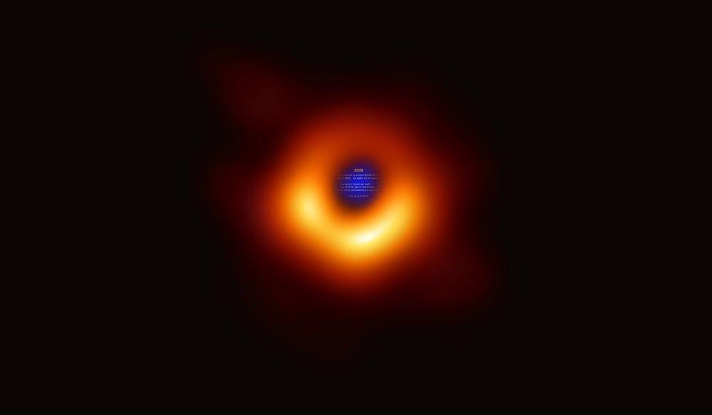 witty Black Hole Memes