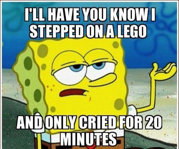 witty Spongebob Memes