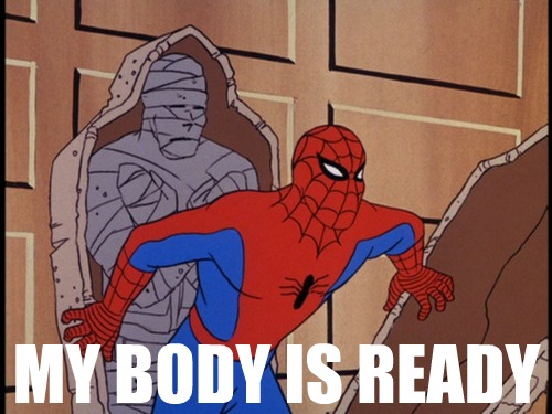 Funny Spider-Man Memes