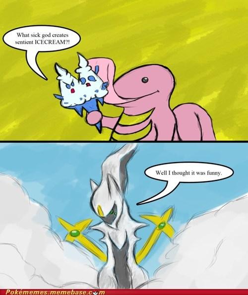droll, Pokemon Memes