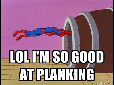 high-spirited Spider-Man Memes