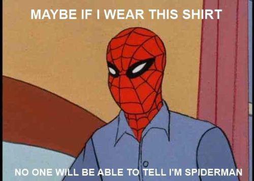 jolly Spider-Man Memes