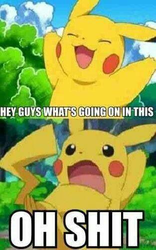 laughable Pokemon Memes