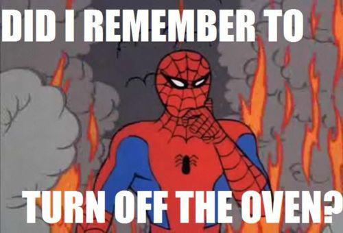 noisy Spider-Man Memes