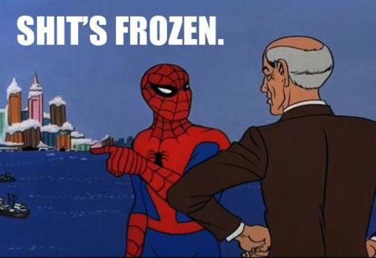 sparkling Spider-Man Memes