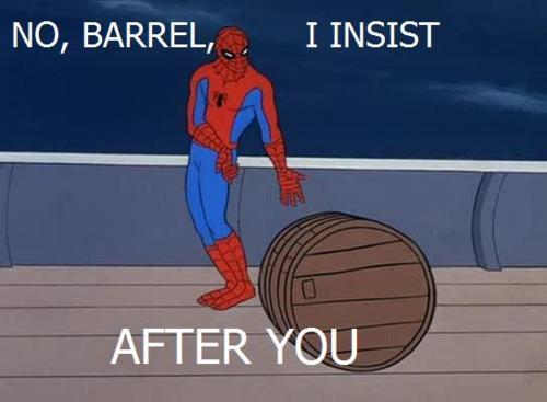 vivacious Spider-Man Memes