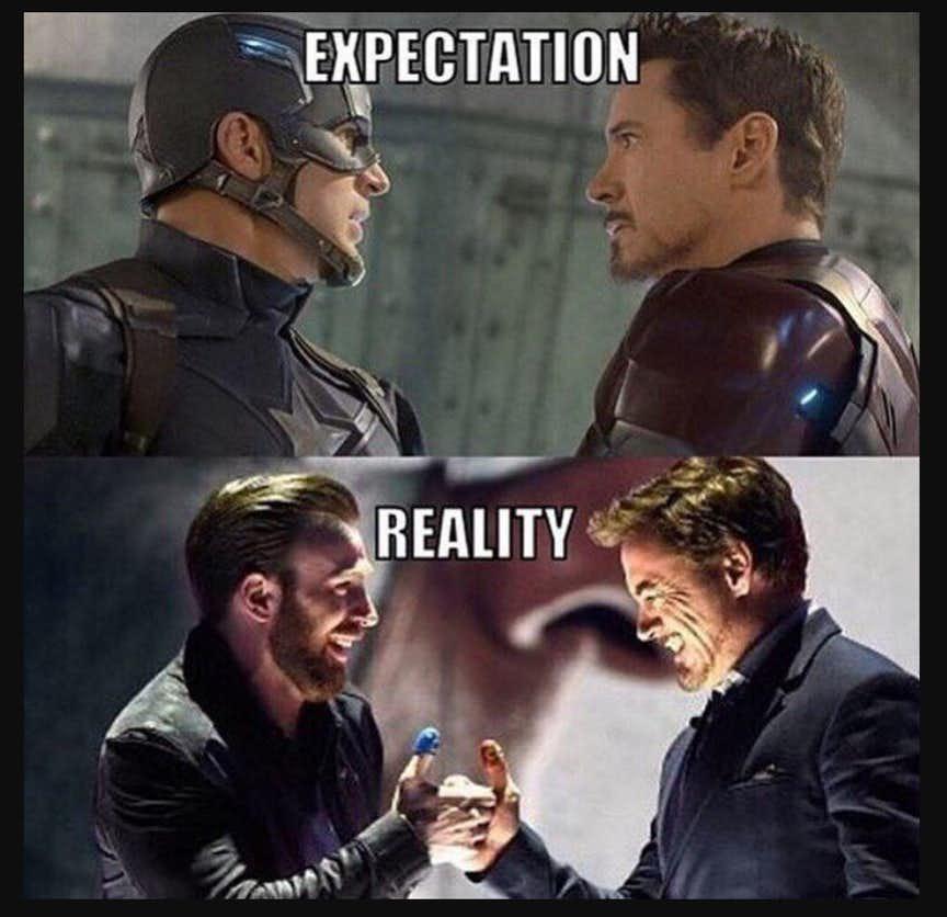 Captain America Meme Nails