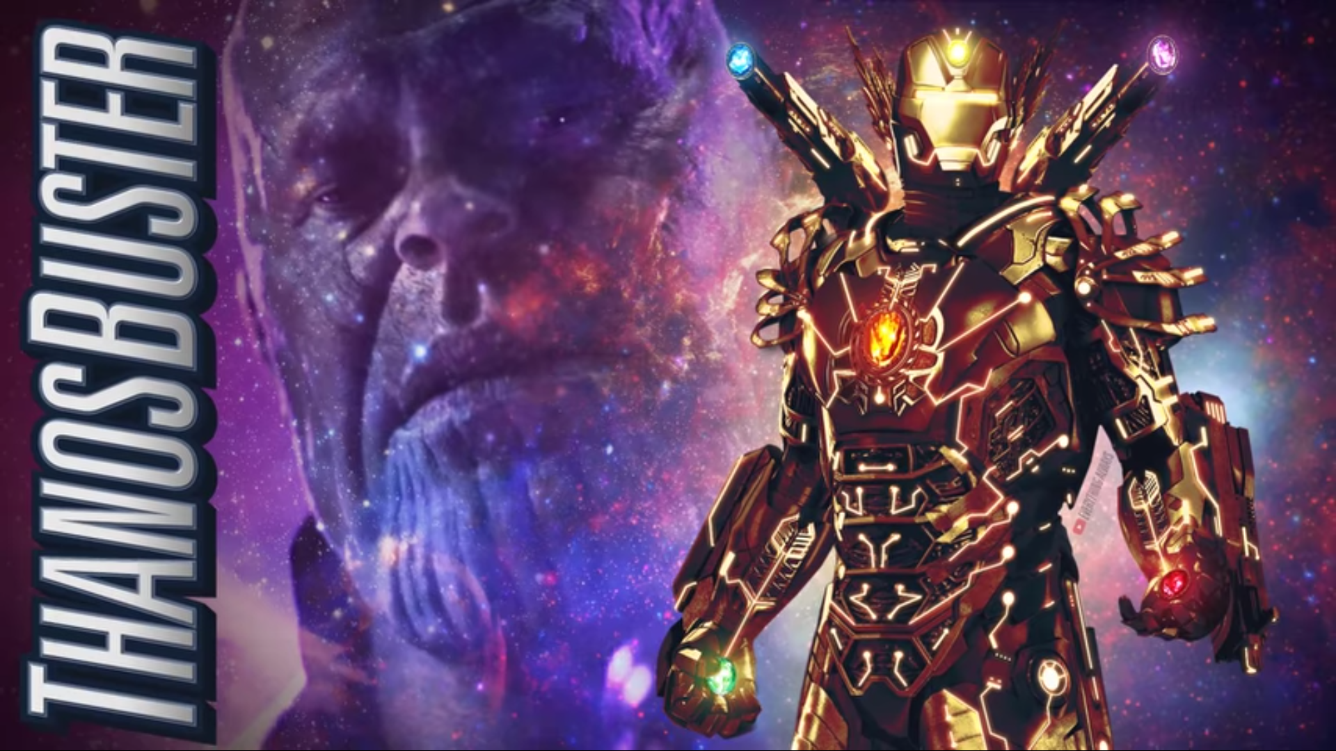 Will We See Iron-Man's Thanos Buster Armor In Avengers 4