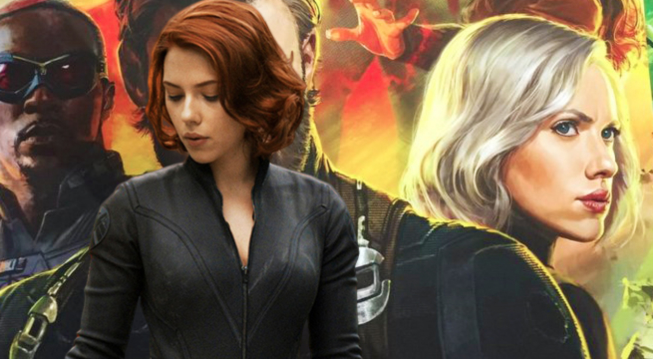 Black Widow Has A New Look In Avengers 4 And This Is What