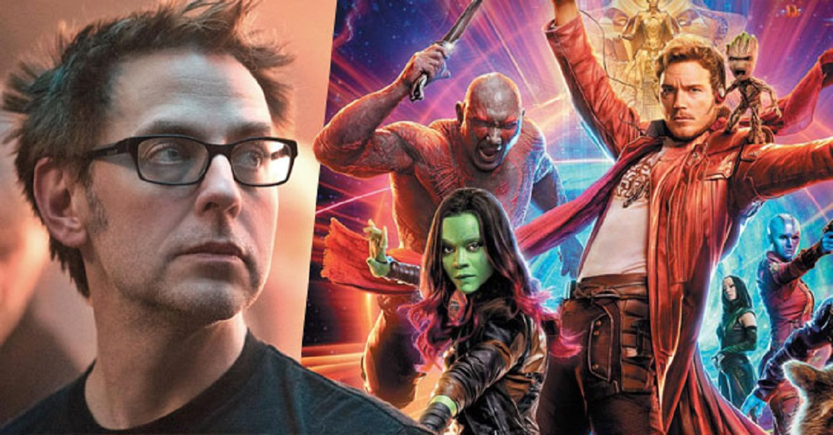 Mégiscsak James Gunn rendezheti a Galaxis Örzői 3. részét