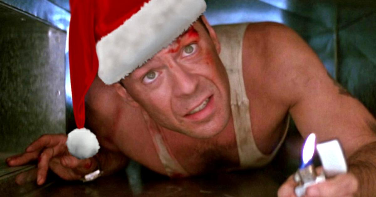 Is Die Hard A Christmas Film? Bruce Willis Denies - GEEKS ...