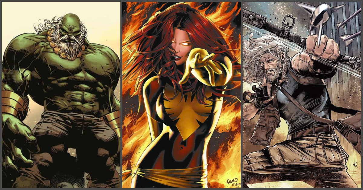 10 Superheroes Who Got Stronger Or Weaker Over Time   GEEKS