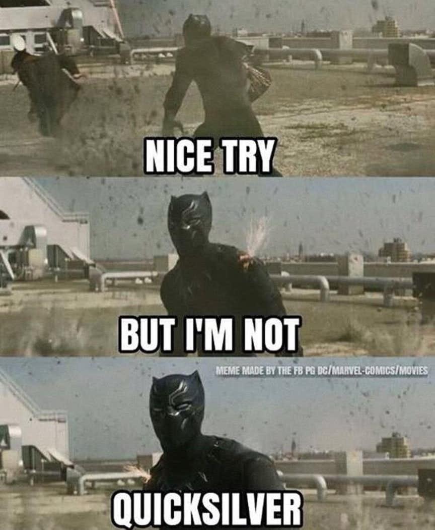 Wakanda Forever: 15 Hilarious Black Panther Memes - GEEKS ...