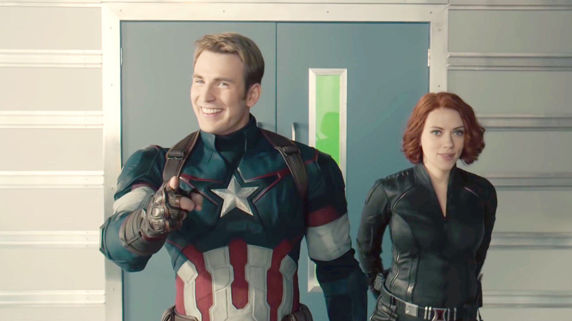 Iron Man And Captain America Actors React To Viral Avengers