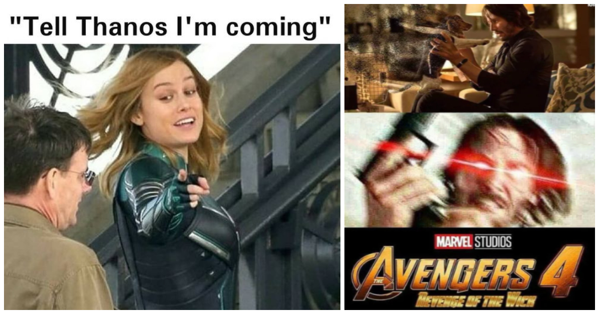 30 Incredibly Funny Avengers 4 Memes That Will Make Fans Laugh