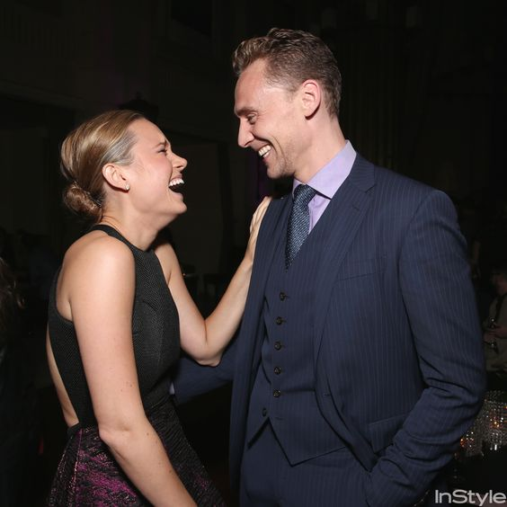 30 Mind-Blowing Photos Featuring Tom Hiddleston And Brie