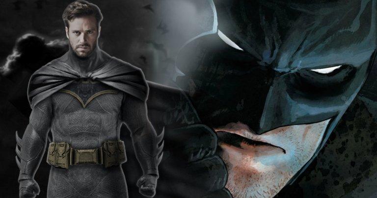 ARMIE HAMMER As Batman
