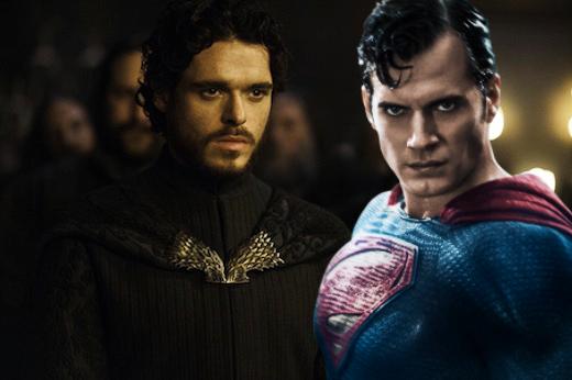 Richard MaddenAs Superman