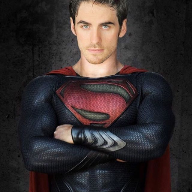 Colin O'Donoghue As Superman