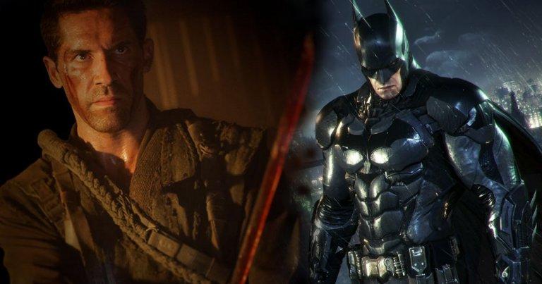 SCOTT ADKINS As Batman