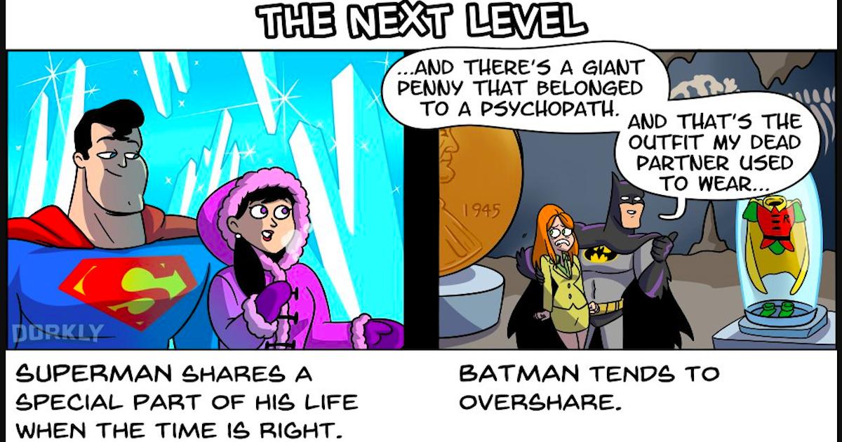 Superman dating Penny turska bo2 taito perustuu matchmaking