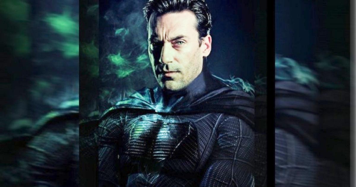 JON HAMM As Batman