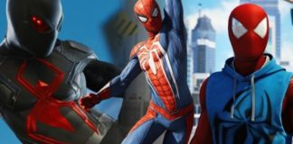 Spider man ps4 suits | GEEKS ON COFFEE