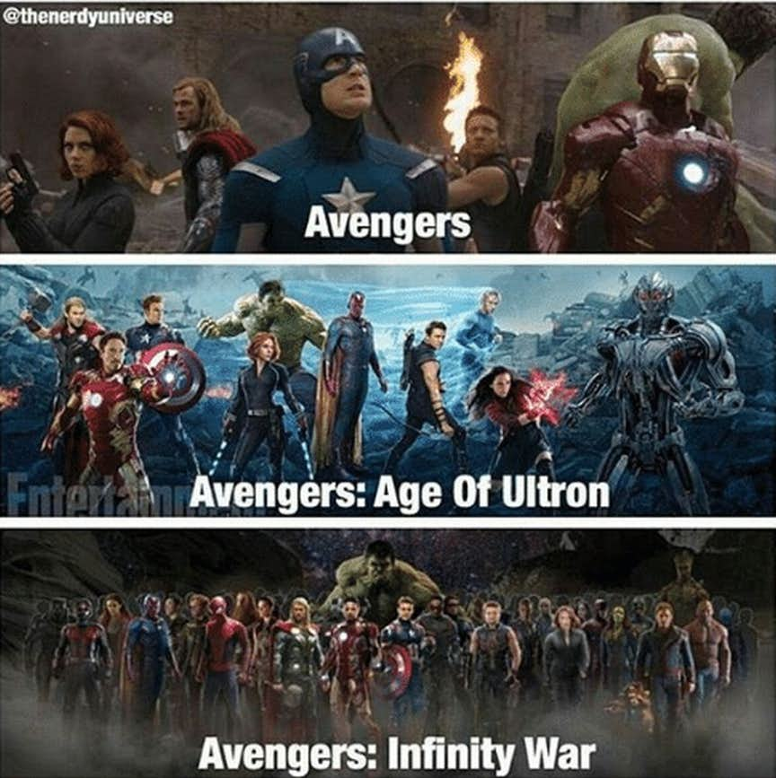 34 Epic Memes On Avengers: Infinity War That Will Make You Laugh