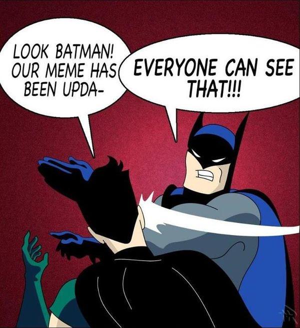 35 Epic Batman Slapping Robin Memes That Only True Fans Will Enjoy