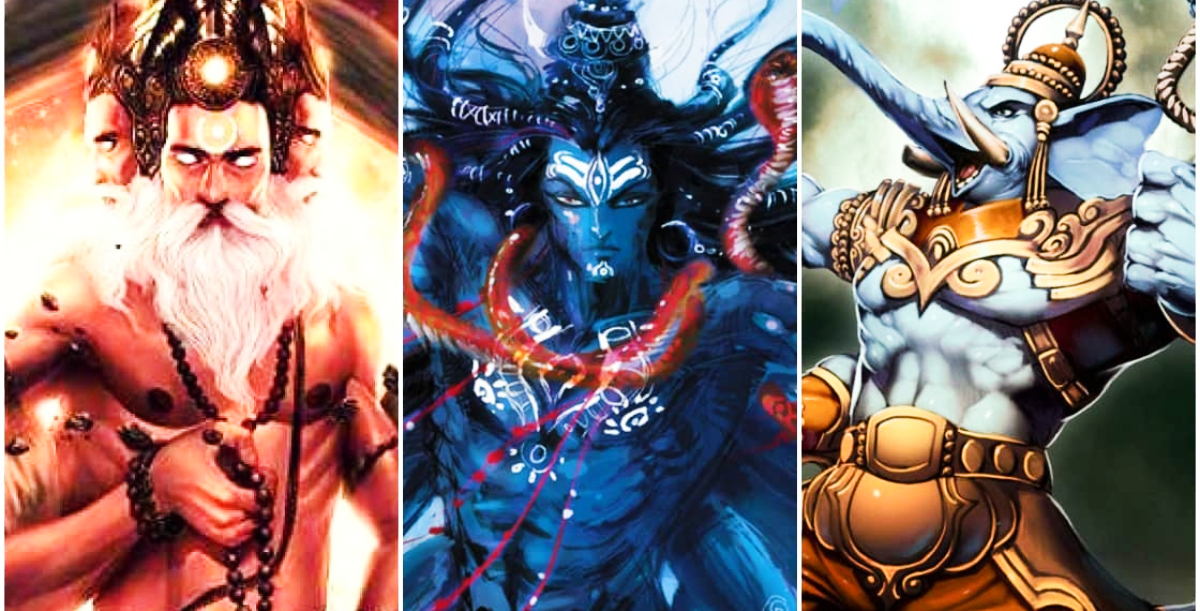 12 DC and Marvel Characters That Have Been Based On Hindu Gods
