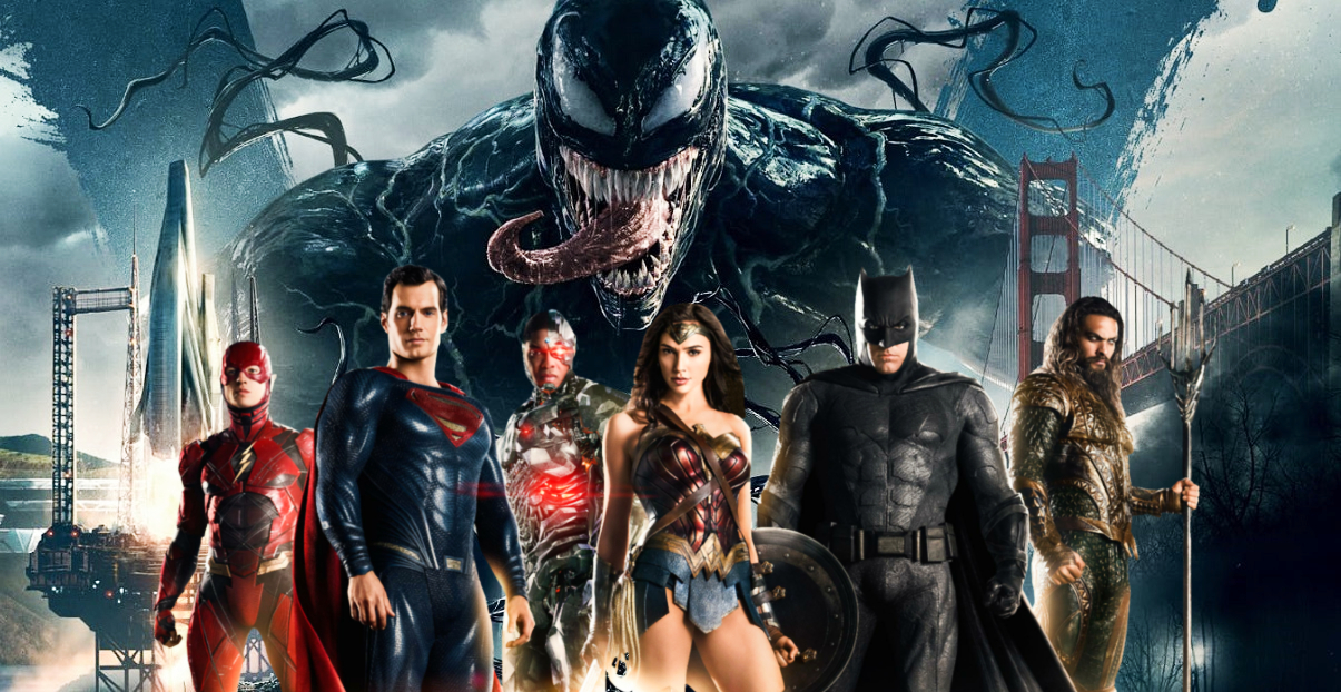 Venom' Surpasses DC's 'Justice League' At The Box Office After
