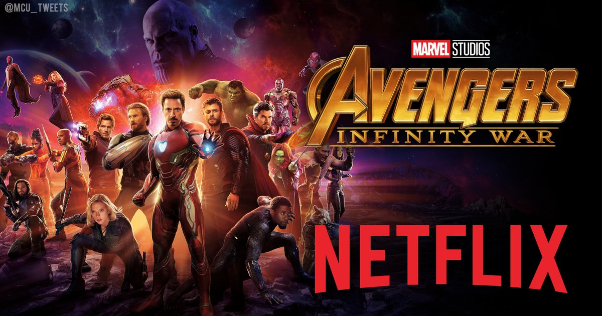 Avengers Netflix