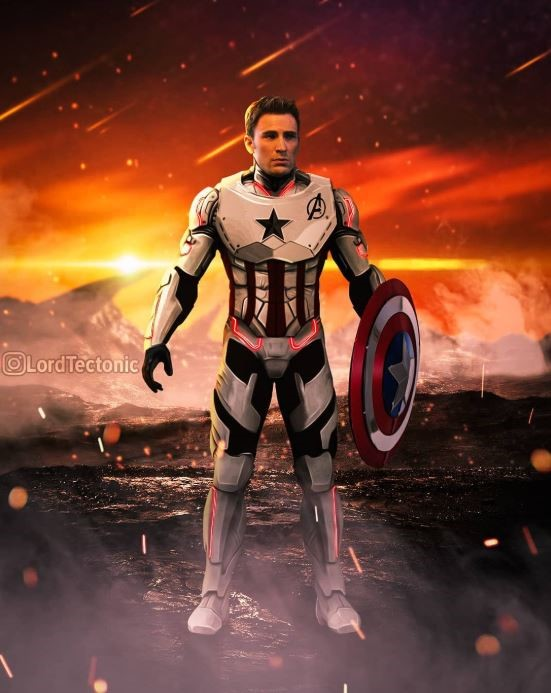 White Suit For Captain America From The First Avenger Movie Revealed Geeks On Coffee Here are all the different costumes captain marvel has had. white suit for captain america from the