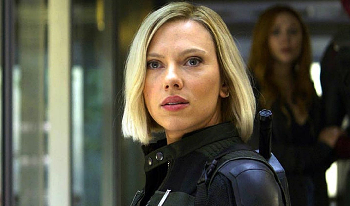 New End Game Theory Says That Black Widow S Hair Hints At