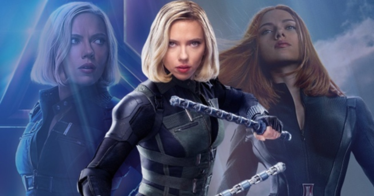 New Theory Claims That Black Widow Is The One Holding Cap's