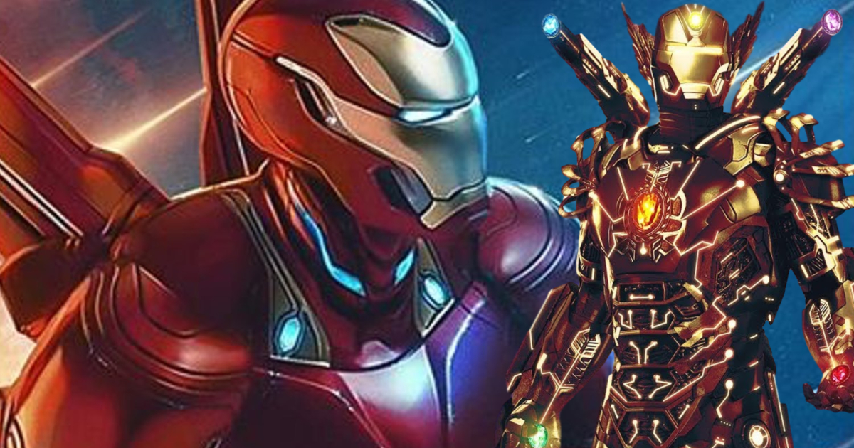 Leaked Iron Man Concept Art Teases New Suit For The Hero In Avengers