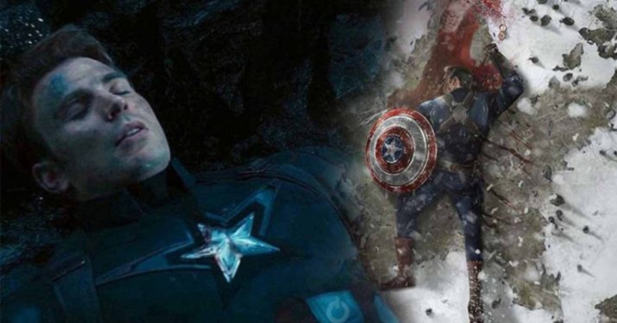 Fan Portrays Tragic Death For Captain America In New