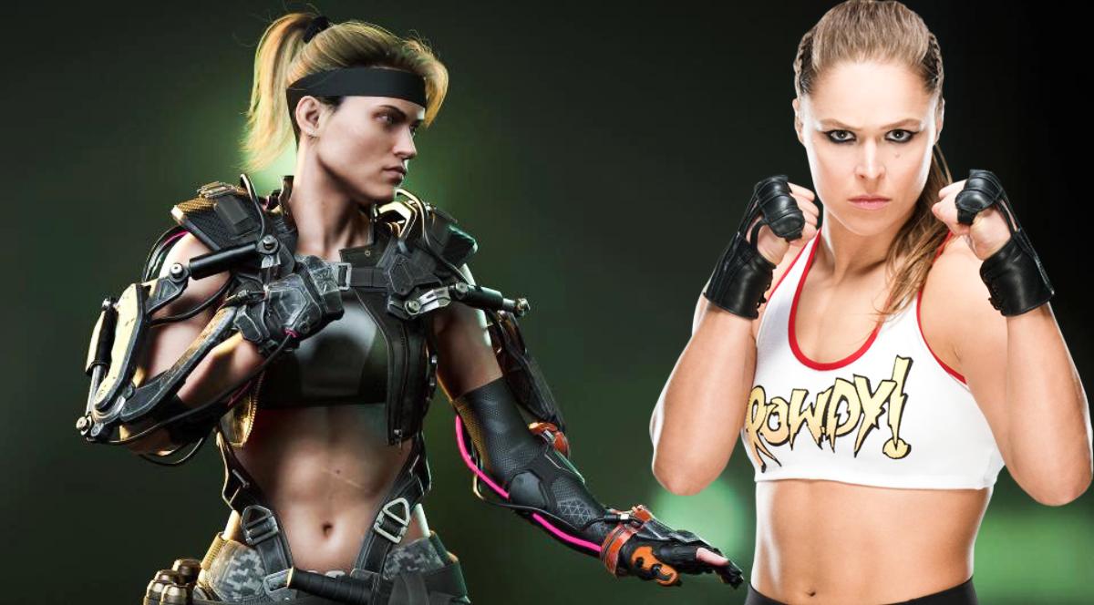 Rumor Ronda Rousey May Star As Sonya Blade In Mortal