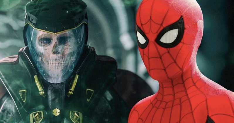 Spider Man Far From Home Trailer